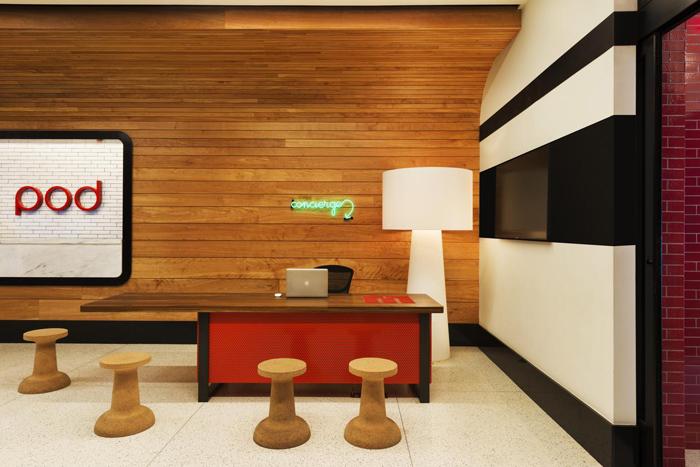Lounge Pod 39