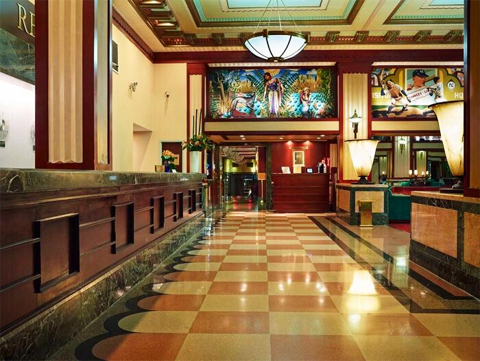 Lobby Hotel Edison