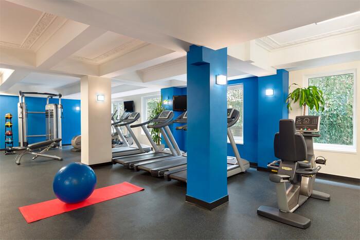 Gym Hotel Edison