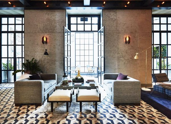 Cool Design Hotel New York