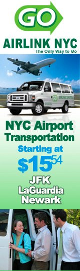 Airport shuttle NYC