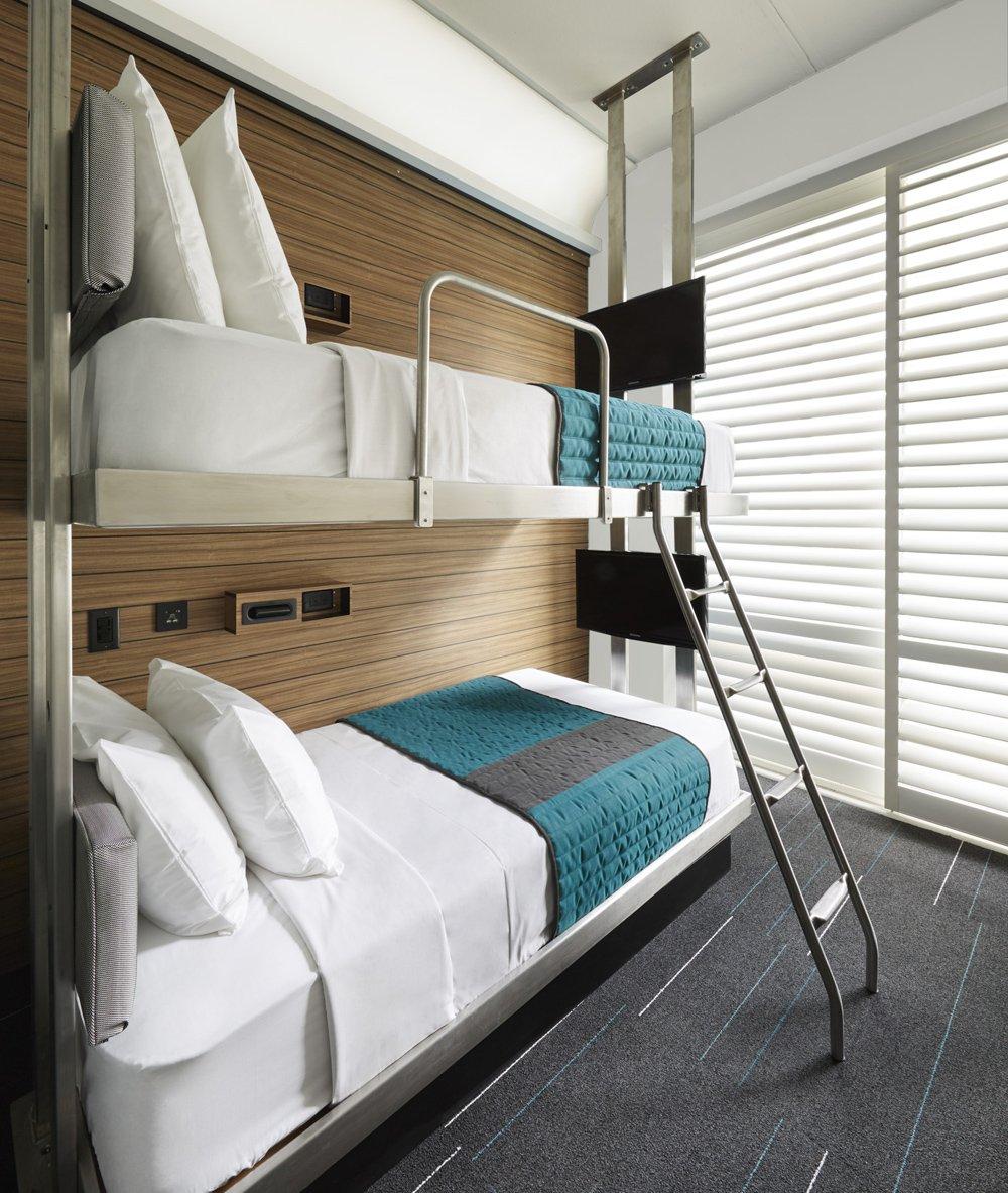 Bund bed