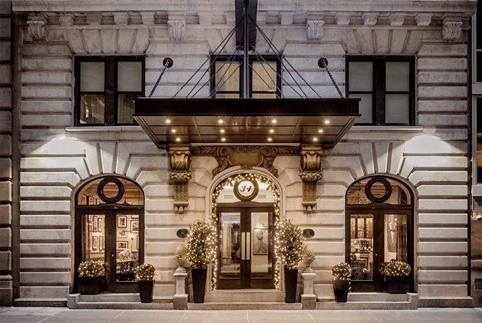 Facade HGU Hotel