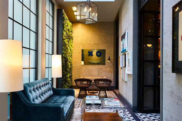 Living room Sixty Soho