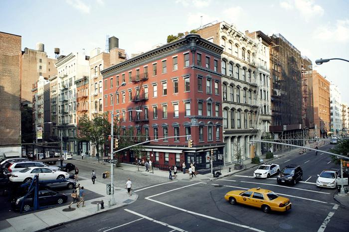 Corner NYC